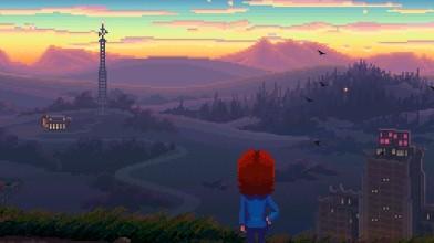 Час геймплея ретро-квеста Thimbleweed Park от авторов Monkey Island