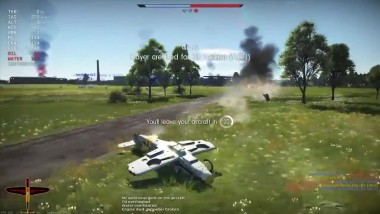 "War Thunder ""Thunder Show: Многоходовочка"""