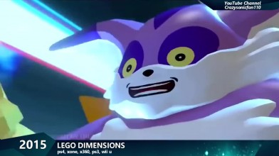 "Эволюция персонажа "" Big the cat "" в играх серии Sonic the Hedgehog"