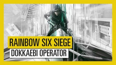 Tom Clancy's Rainbow Six: Siege - Трейлер нового оперативника Dokkaebi