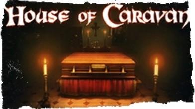 """Атмосферное прохождение игры """"House of Caravan"""""""