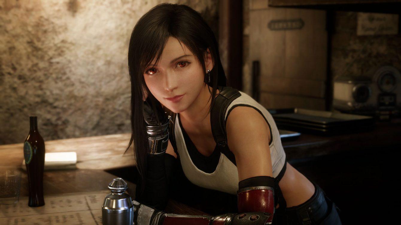 Геймер показал как геймплей за Тифу в Final Fantasy VII может быть похож на файтинг