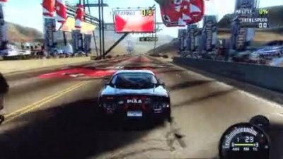 "Need for Speed ProStreet ""E3 2007 Developer Walkthrough"""