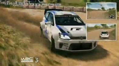 """WRC 3 """"Геймплей в Аргентине"""""""