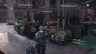 Tom Clancy's The Division неиграбельна на PS4 Pro