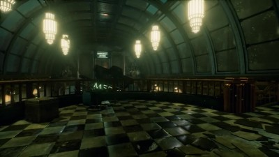 Bioshock: Medical Pavilion (Unreal Engine 4)