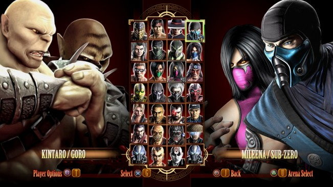 Mortal kombat 9 quot ps3 original