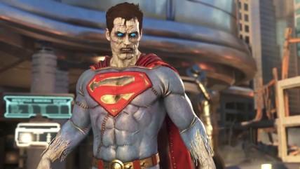 Injustice 0 - Bizarro/Superman