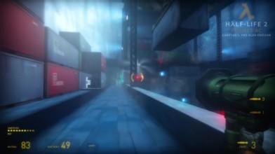 Фанаты показали свой геймплей Half-Life 3 с новыми текстурами и локациями