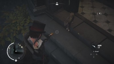 "Assassin's Creed: Syndicate ""Баг Танцующая кошка"""