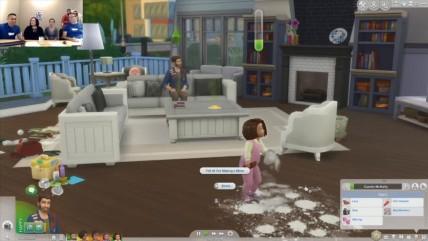 Стрим от разработчиков The Sims 0 Родители