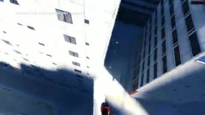 "Mirror's Edge ""FAN-трейлер"""