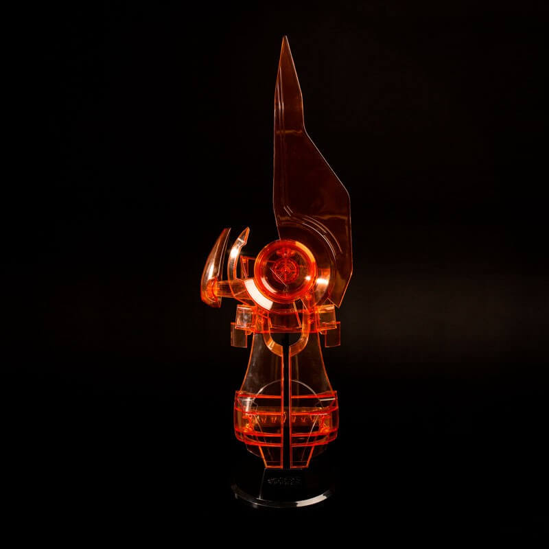 Косплей модель Omni-Blade