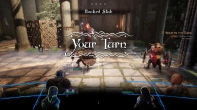 Демонстрация боевой системы The Bard's Tale IV
