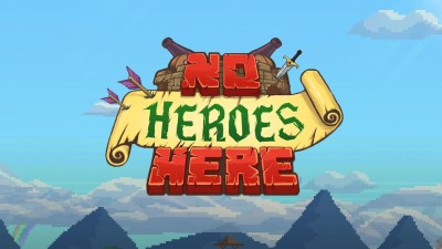No Heroes Here - трейлер