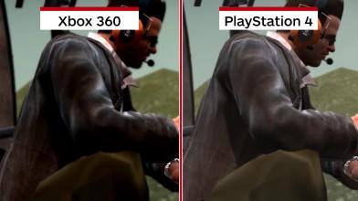 Dead Rising Triple Pack Сравнение графики: Xbox 360 vs. PS4 (IGN)
