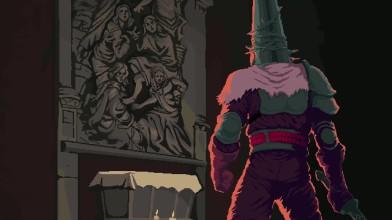 Новый трейлер мрачного платформера - Blasphemous
