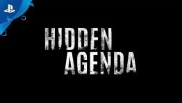 Релизный ролик криминального триллера Hidden Agenda