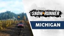 Новый ролик SnowRunner демонстрирует красоты Мичигана и два новых автомобиля