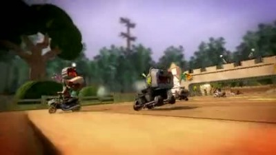 "LittleBigPlanet Karting ""Story Mode Trailer"""
