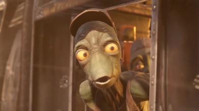 Кинематографический трейлер Oddworld: Soulstorm