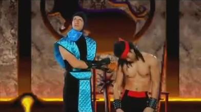 Mortal Kombat: Сексуалити