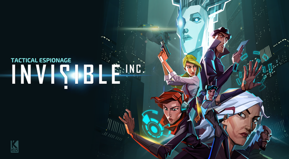 Шпионская тактика Invisible Inc. появится на PlayStation 4 в апреле 2016 года