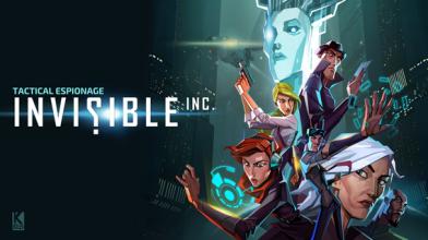 Шпионская тактика Invisible Inc. появится на PlayStation 4 в апреле 2016 года