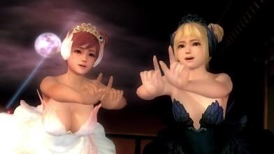 Dead or Alive 5: Last Round - костюмы в честь хеллоуина