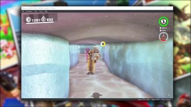 Демонстрация Super Mario Odyssey, запущенной на эмуляторе Yuzu