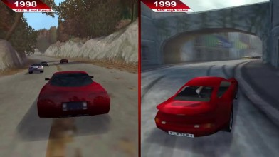 История графики Need For Speed (1994 - 2015)  PC  Ультра