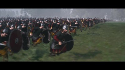 Первый трейлер Total War Saga: Thrones of Britannia