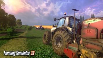 Релиз консольных версий симулятора фермера Farming Simulator 15 для Xbox One, PS4, Xbox 360 и PS3 намечен на 19 мая 2015