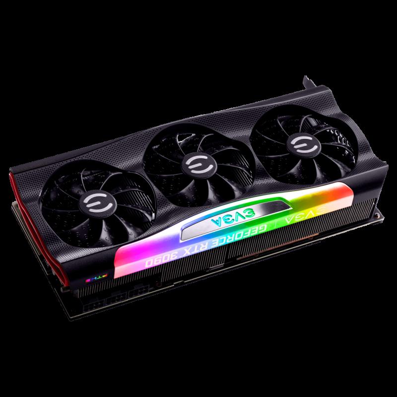 Новейшие видеокарты GeForce RTX 3000 с охлаждением на любой вкус. EVGA представила более десяти моделей