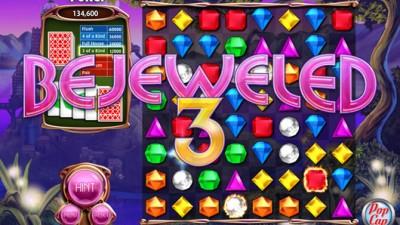 Bejeweled 3 торрент скачать