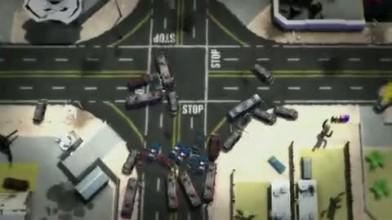 """Burnout Crash """"Gamescom 2011: Трейлер"""""""