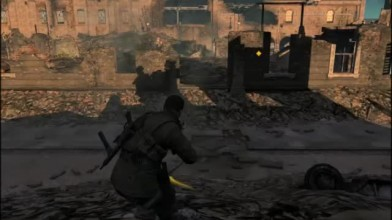 Прохождение Sniper Elite V2 (Часть 8) - КП в Карлсхорсте