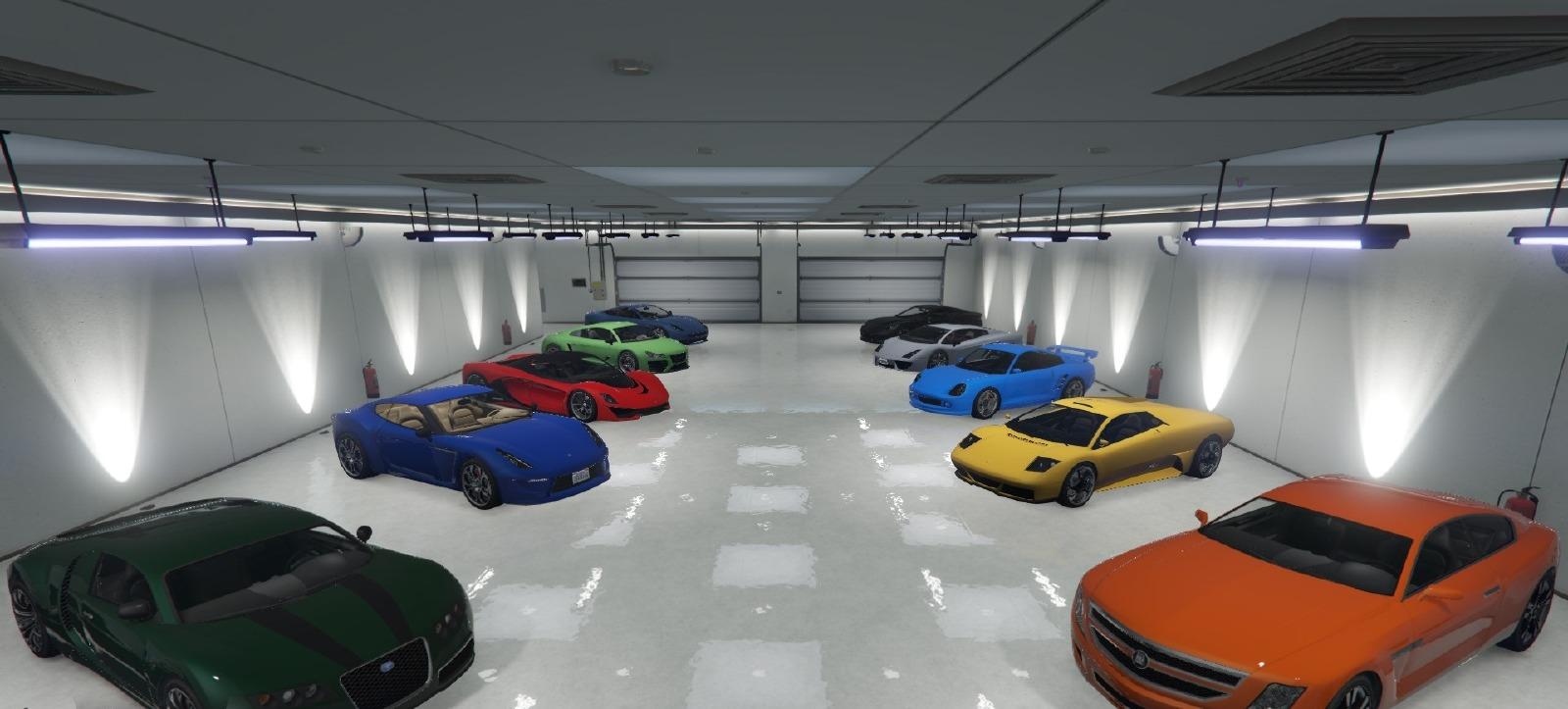 Как купить гараж в гта 5 одиночная гараж в самаре купить цена