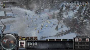 "Company of Heroes 2: Ardennes Assault ""28 минут геймплея"""