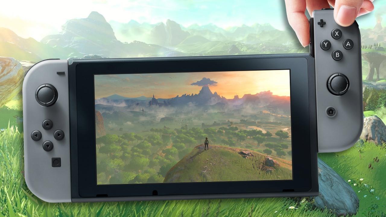Продажи консоли-трансформера Nintendo Switch начнутся 3марта
