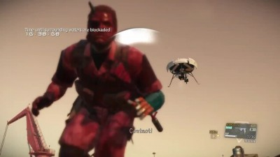 MGSV TPP Ghosting fail compilation