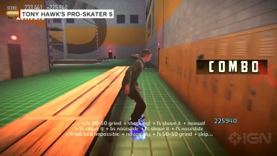 Tony Hawk's Pro Skater 5 - Gameplay Demo GS 2015