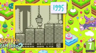 Kirby - представлен трейлер, приуроченный к 25-летию сериала