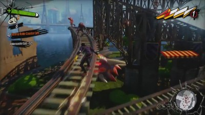 "Sunset Overdrive ""Геймплей Amusement Park"""