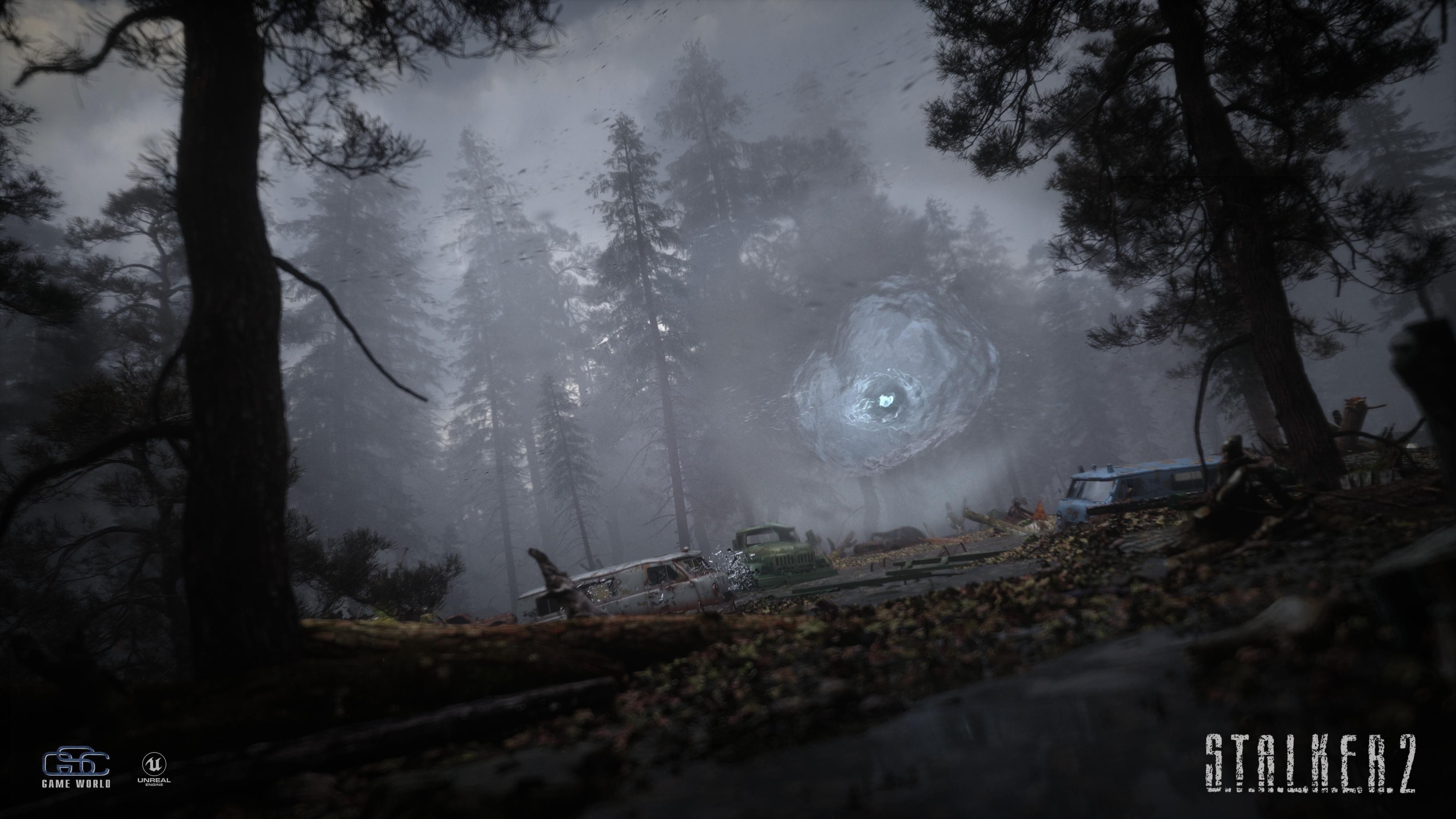 Разработчики S.T.A.L.K.E.R. 2 поделились первым скриншотом