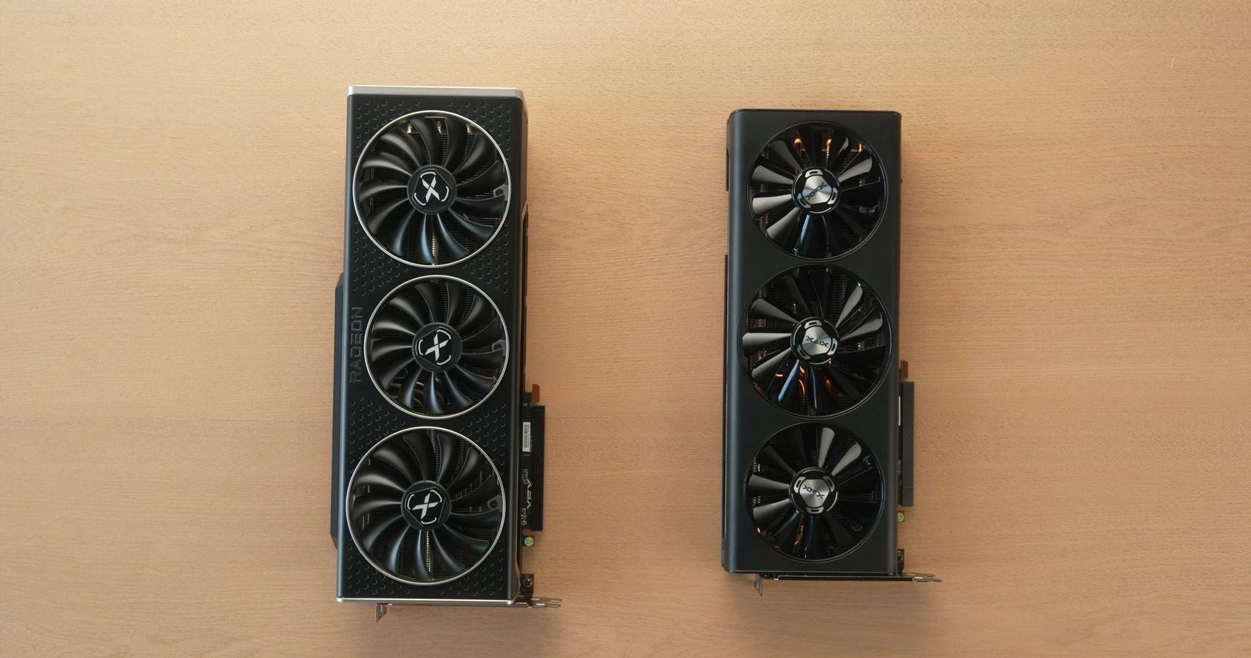 Возможно, это самая большая видеокарта на рынке. Появились фотографии XFX Radeon RX 6800 XT Speedster Merc 319