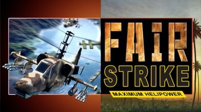 """Fair Strike (""""Ударная Сила"""") вышла в Steam"""
