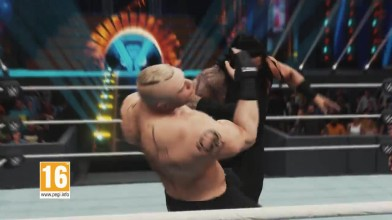 Трейлер WWE 2K18: WrestleMania Edition