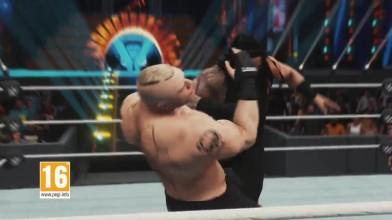 Трейлер WWE 2K18: WrestleMania Edition