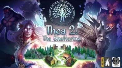 Вышла ролевая игра Thea 2: The Shattering